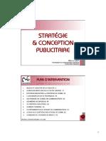 Stratégie Et Conception Publicitaire- Prez Finale
