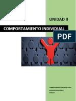 Investigación Comportamiento Individual-Asael Joushimat Gomez Zeferino 101-B