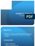 Unidad 2 Clase 3
