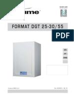 Tehnic -Format DGT 25-30-55 en ES PT