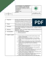 SOP Evaluasi Kesesuaian Peresepan Dengan Formularium, Hasil Evaluasi Dan Tindak Lanjut
