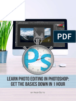 Learn Photo Editing in Photoshop Get the Basics Down in 1 Hour