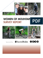 Women MTB Survey - Sacred Rides
