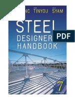 179585858 Steel Design Handbook