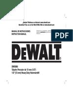 Taladro Percutor Dewalt Dw508s