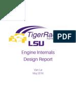 16 engine internals design report