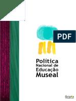 Política Nacional de Educação Museal1