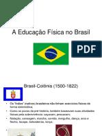 A Educação Física No Brasil (1)