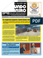 Mundo Minero. Enero- Febrero 2018