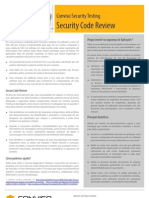 Conviso Security Testing - Secure Code Review Data Sheet