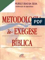 Metodologia de Exegese Bíblica [Cássio Murilo Dias Da Silva].pdf