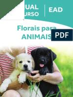 Manual Florais Animais
