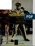 El Bacilo de Hitchcock - Guillermo Cabrera Infante