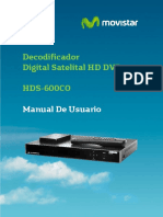 Manual Echostar HD PVR