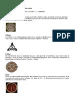 Significado de Algunos Símbolos Celtas