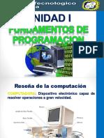 Presentacion- Unidad i Prog- Electrica2