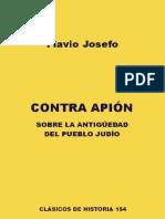 Contra Apion