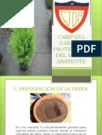 Campaña Para La Proteccion Del Medio Ambiente