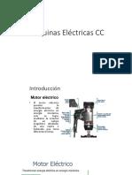 Maquinas Eléctricas CC