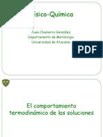 Termodinmica de Las Soluciones