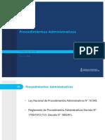 Sistemas Transversales Proc Administrativo Induccion ADP