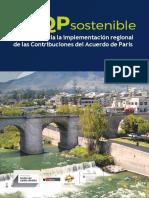 Arequipa Hacia La Implementación Regional de La Contribuciones Del Acuerdo de Paris.