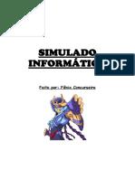 SIMULADO INFORMÁTICA