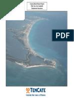 Cancun Beach Rescue Project in Progress Sept. 2007