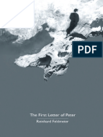 The First Letter of Peter - A Commentary One the Greek Text