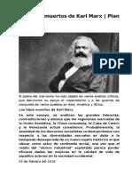 Andrés Ortiz Lemos -- Los hijos muertos de Karl Marx