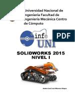 Manual Solidworks Básico 2015