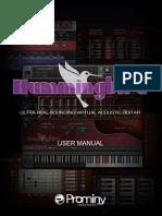 Hummingbird User Manual