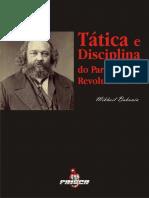 Mikhail Bakunin - Tática e disciplina do partido revolucionário.pdf