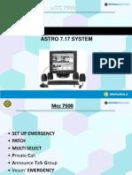 MCC 7500 and Admin