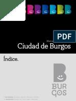 Manual de Uso de Marca Ciudad de BURGOS