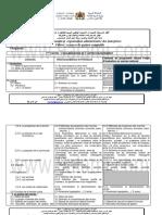 Cadre de Référence Pour Économie Et Organisation Administrative Des Entreprises 2014