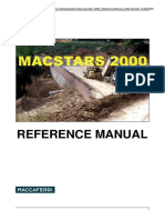MacSTARS 2000 Reference Manual (Eng)