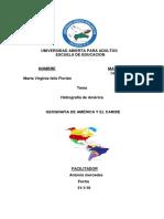 Tarea 3 de Geografia de America y El Caribe Marta