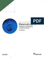 Matematicas Sistemas de numeracion