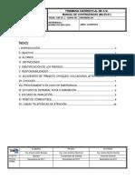 Ma-03-01 Manual de Contingencias