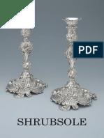 Shrubsole Rococo E-catalog