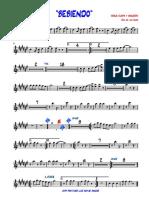 BEBIENDO - 1ra-Trompeta en Sib