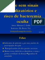Febre Sem Sinais Localizatórios-2009