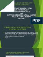 COMERCIALIZACION DE PRODUCTOS Y.pptx