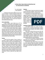 1º ANO - MUNDO - 011 - Reforma Protestante e Contrarreforma