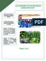 Plan Prospectivo Estrategico Apaes 2018-2028 Para Imprimir