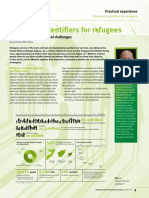 Biometric Identifiers for Refugees