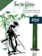 Catalogo Umenohana 2015-2016