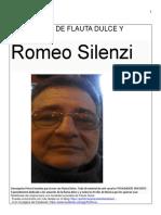 Libro de Partiruras de Romeo Silenci