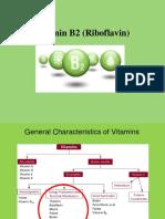 vitamin b2 -riboflavin  2